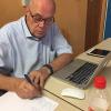 consulent bakkerij Noel Haegens aan het werk