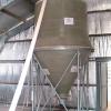onze soja-silo, een schenking van Provincie West-Vlaanderen